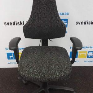 EFG Allegro Marga Biuro Kėdė Su Reguliuojamais Porankiais, Švedija