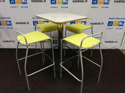 Magis Centomila Geltona Baro Kėdė, Švedija