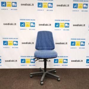 EFG Mėlyna Biuro kėdė Be Porankių, Švedija