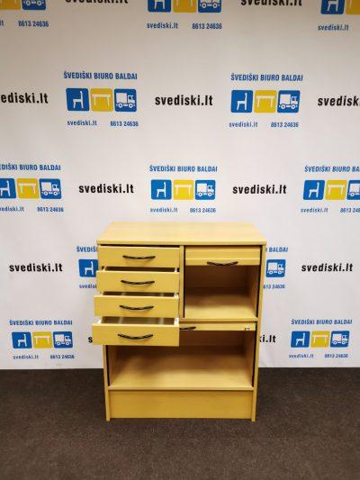 Lanab Officeline Spintelė Su Trimis skyriais Švedija