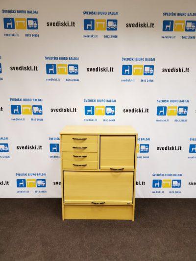 Lanab Officeline Spintelė Su Trimis skyriais, Švedija