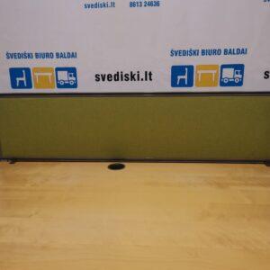 Kinnarps Zonit Akustinė Panelė 140x36cm Su Nauju Audiniu, Švedija