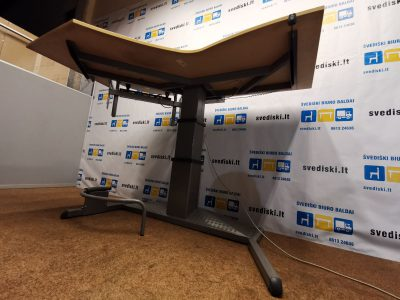 Kinnarps keičiamo aukščio stalas
