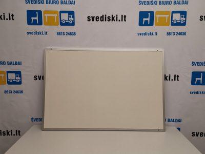 Švediški lt. Balta magnetinė lenta 90x60, Švedija