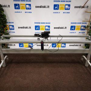 Švediški lt. Swedstyle pilkas stalo mechanizmas Švedija