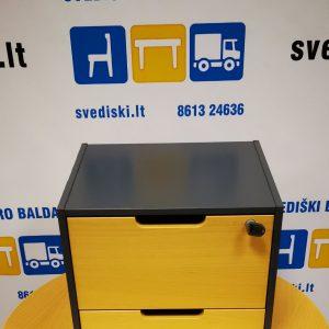 Švediški.lt Rakinama Stalčių Dėžutė Tvirtinama prie biuro stalo, Švedija
