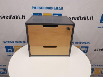 Rakinamas Stalčių Blokas Į Lentyną, Švedija
