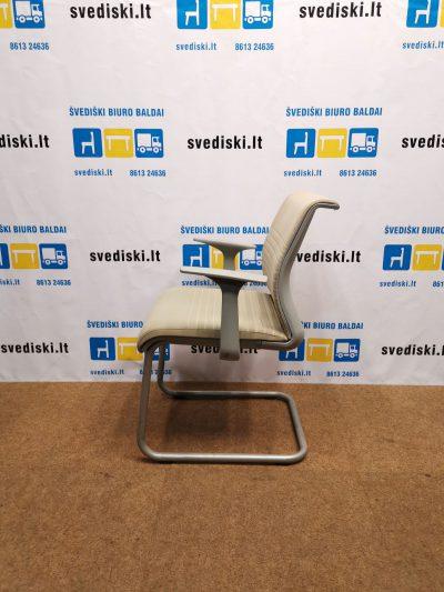 Steelcase Replay Lankytojų Kėdė Su Porankiais , Prancūzija