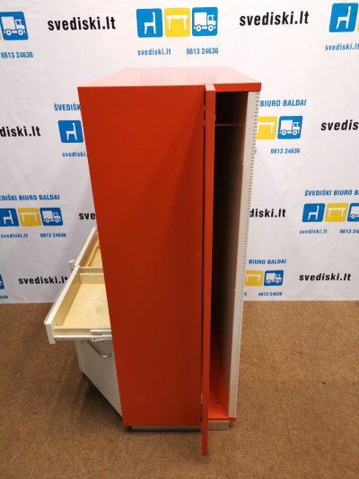 Švediški.lt Spintelė-Rūbinė Su Rakinama Dalimi, Švedija