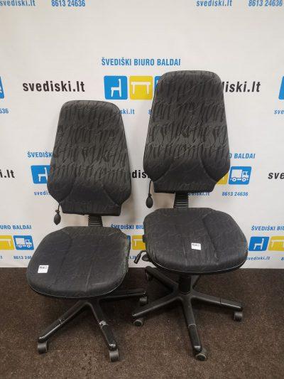 RH Extend Juoda Biuro Kėdė Be Porankių, Švedija