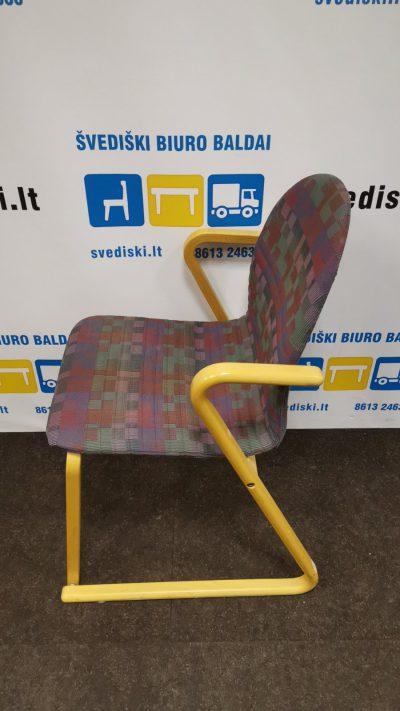 Švediški.lt Tua Verken Tibro Marga Lankytojo Kėdė Su Buko Rėmu Ir Porankiais, Švedija