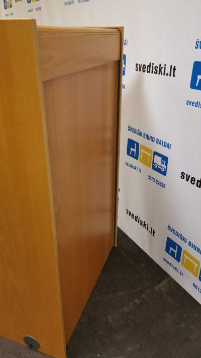 Švediški.lt Kinnarps Buko Spinta Su Žaliuzės Pakeliamomis Durimis, Švedija
