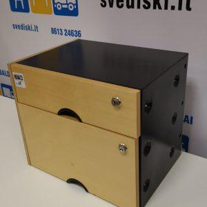 Buko Tvirtinama Stalčių Dėžutė, Švedija