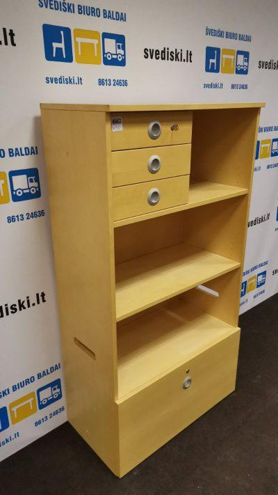 Švediški.lt Beržo Spinta Su Išimama Stalčių Dėžute, Švedija