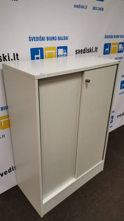 Švediški.lt Martela Pilka Spinta Su Stumdomomis Durimis, Švedija