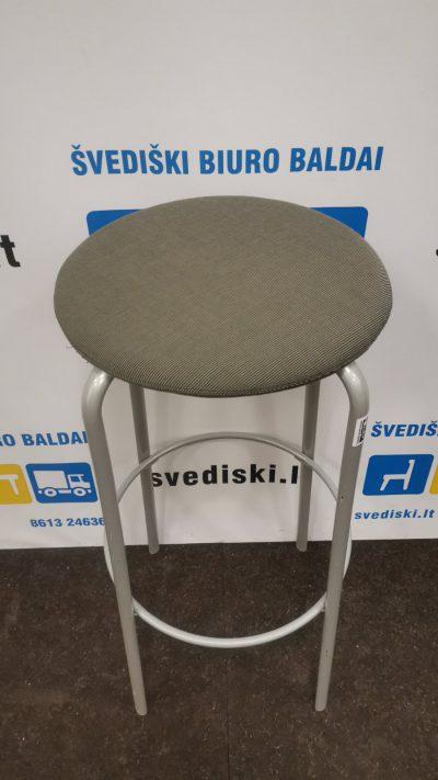 Švediški.lt Kinnarps Frisbee Pilka Baro Kėdė, Švedija