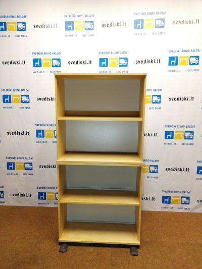 Kinnarps atvira lentyna. www.svediski.lt