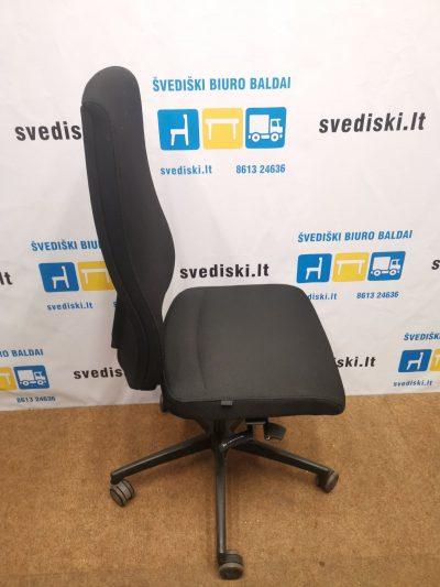 Svediski.lt Interstuhl Juoda Biuro Kėdė Be Porankių, Vokietija