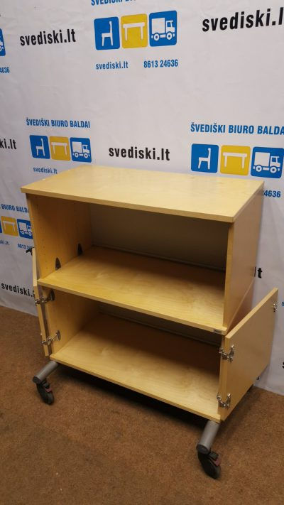 Kinnarps Spintelė Su Rakinama Ir Atvira Dalimi,Švedija