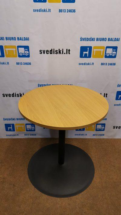 svediski.lt Ąžuolo Apvalus Stalas 70 cm Skersmens, Švedija