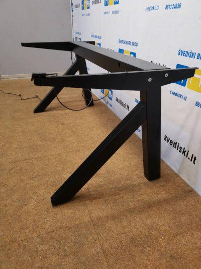 NAUJAS K2 Juodas Elektra Reguliuojamas Stalo Mechanizmas, Danija