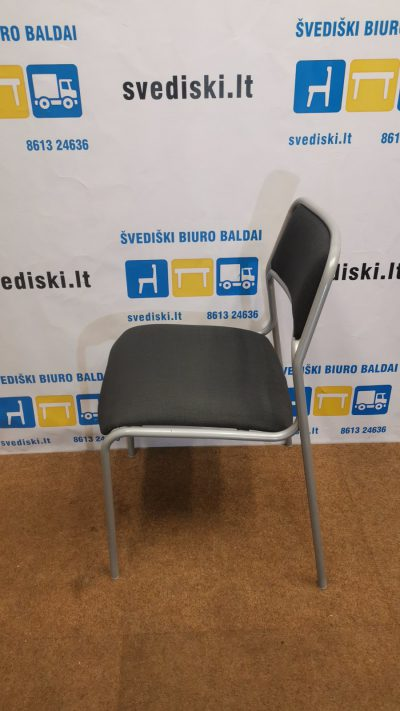 Kinnarps Jig Pilka Lankytojo Kėdė, Švedija