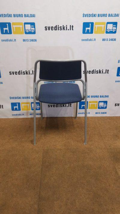 Kinnarps Jig Mėlyna Lankytojo Kėdė, Švedija