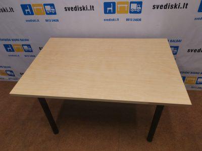 Stalas Su 120x80 cm LMDP Stalviršiu, Švedija