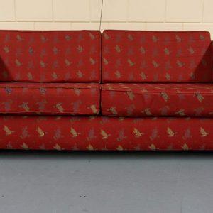 Design Raudona Sofa 190cm Ilgio, Švedija