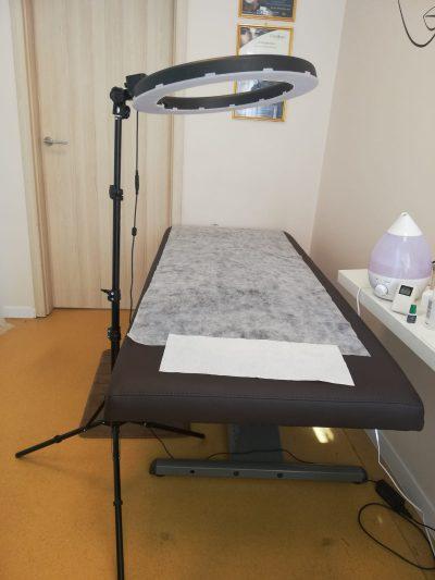 Masažo Ir Sveikatingumo Stalas Su Kinnarps Elektriniu Aukščio Reguliavimu, Švedija