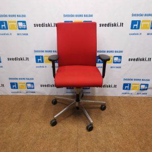 Eromes Retro Kėdė Su Raudonu Rėmu, Olandija