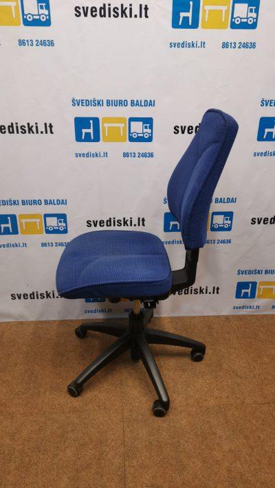 Kinnarps 6000 Free Float Mėlyna Biuro Kėdė, Švedija