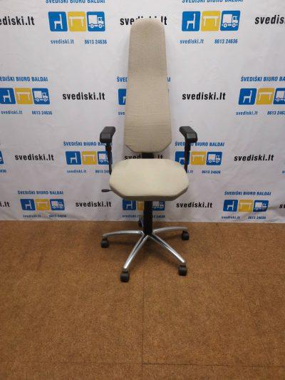 Ullmanstolen Ergonomiška Biuro Kėdė Su Aukšta Nugaros Atrama Ir Porankiais, Švedija