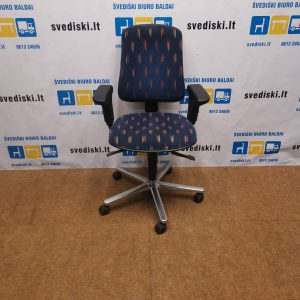 Hoganasmobler Plus 361 Marga Biuro Kėdė Su Porankiais, Švedija