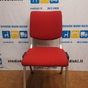 HAG Conventio 9520 Raudona Lankytojo Kėdė, Švedija