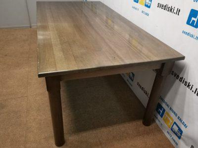 Medinis Stalas 200x99cm, Švedija