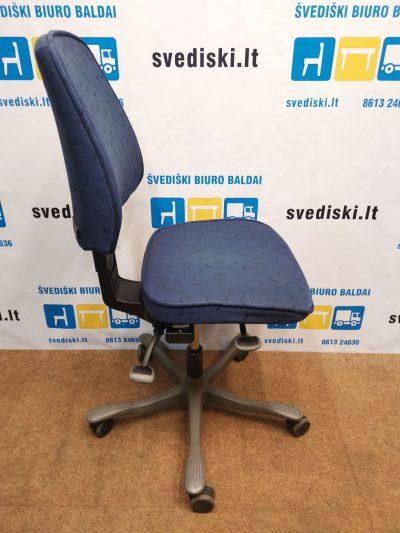 Kinnarps 6000 Free Float Mėlyna Biuro Kėdė,Švedija