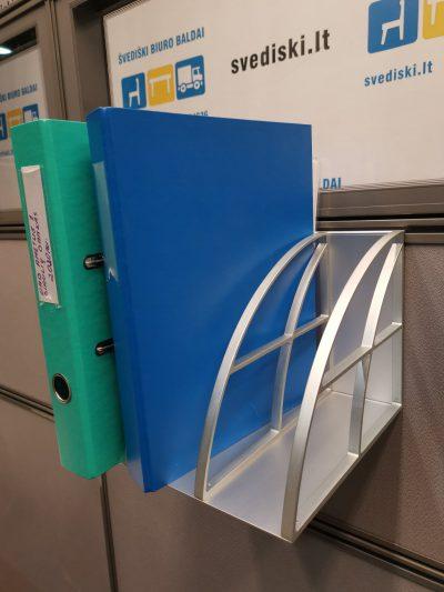 Modernsolid Aliuminis Dokumentų Papkių Laikiklis, Švedija