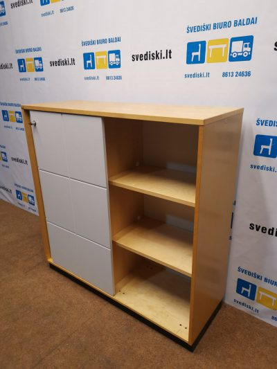 EFG Beržo Spinta Su Baltomis Stumdomomis Durimis, Švedija