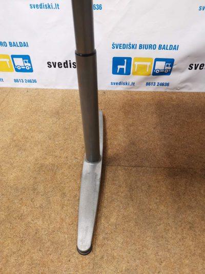 Ikea Galant Reguliuojamo Aukščio Stalas Su Baltu 130x62 cm Stalviršiu, Švedija