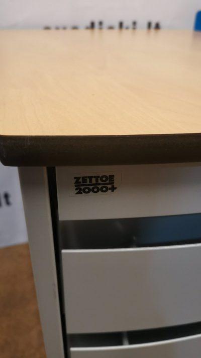 Zettoe 2000+ Pilkas 3 Stalčių Blokas, Švedija