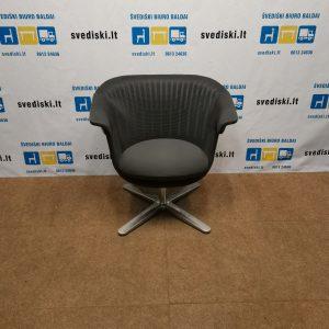 Steelcase I2i Pilka Biuro Kėdė, Prancūzija