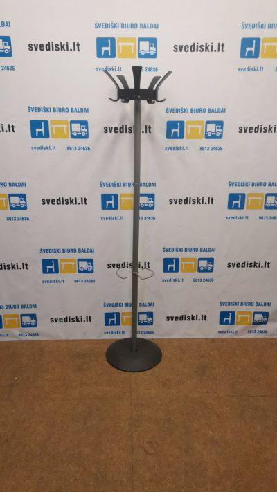 Metalinė Rūbų Kabykla 175 cm Aukščio, Švedija