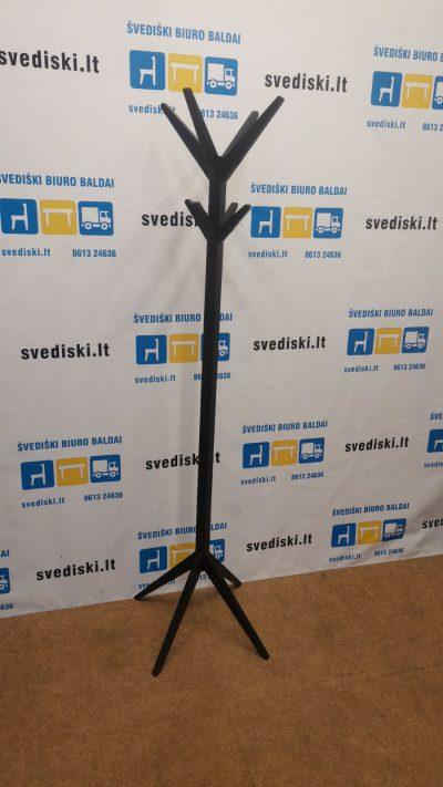 Juoda Medinė Pakaba 179 cm Aukščio, Švedija