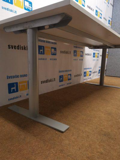 Stalas Su Nauju LMDP Baltu 180x80cm Stalviršiu, Švedija