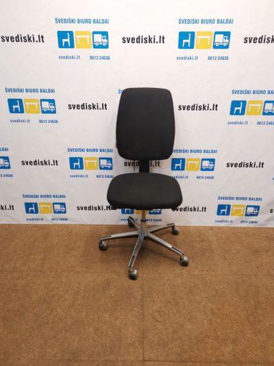 Brizley Juoda Biuro Kėdė Be Porankių, Švedija