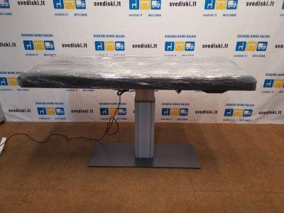 Swedstyle Masažo Ir Sveikatingumo Stalas Su Elektriniu Aukščio Reguliavimu Ir Išima Galvai, Švedija