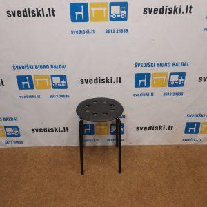 Ikea Marius Juoda Taburetė, Švedija