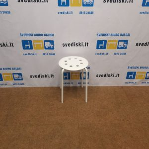 Ikea Marius Balta Taburetė, Švedija