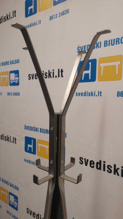 Ikea Metalinė Kepurių Ir Paltų Kabykla, Švedija